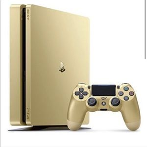 Play Station 4 Gold